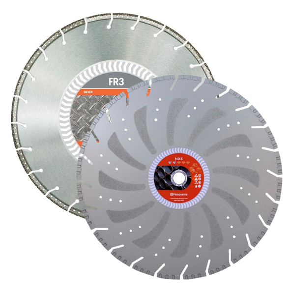 Husqvarna FR3 Metal & Concrete Breaching & Rescue Blades