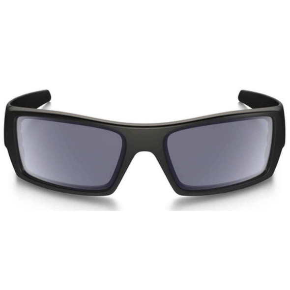 Oakley Men's SI Gascan Thin Blue Line Blue Black Frame Grey Lenses