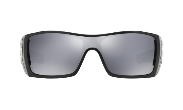 Oakley Men's Batwolf Black Ink Frame Black Iridium Lenses