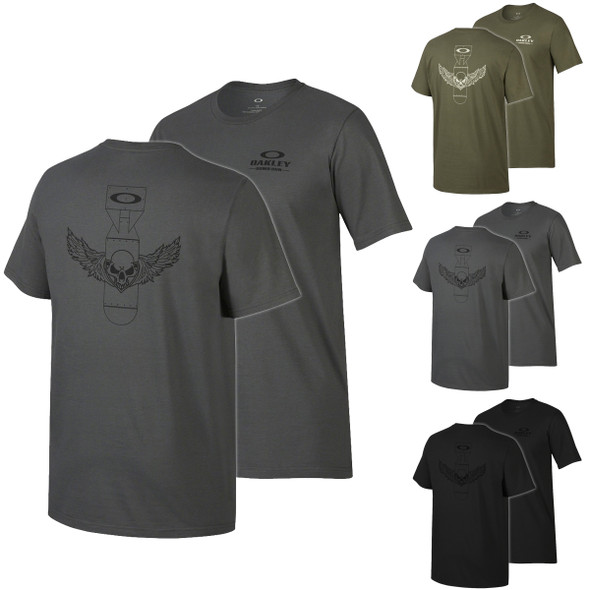 Oakley Missil Run Tee