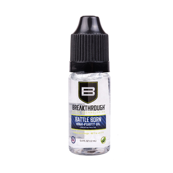 Breakthrough Battle Born High Purity Oil 12ml 3/Pack