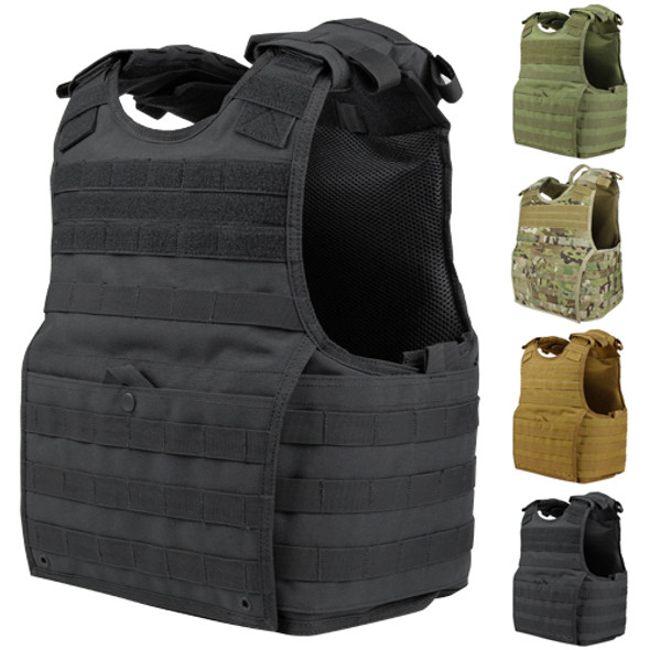 Condor EXO Gen II Plate Carriers w/ Removable Cummerbund