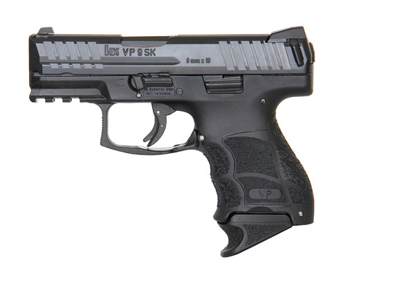 HK VP9 SK Compact Pistol w/3 10RD Mags & Nights Sights