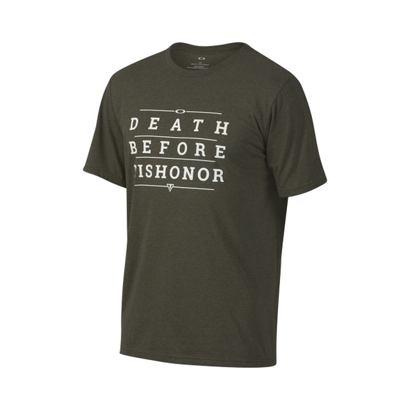 Oakley 50 Death Dishonor Tee