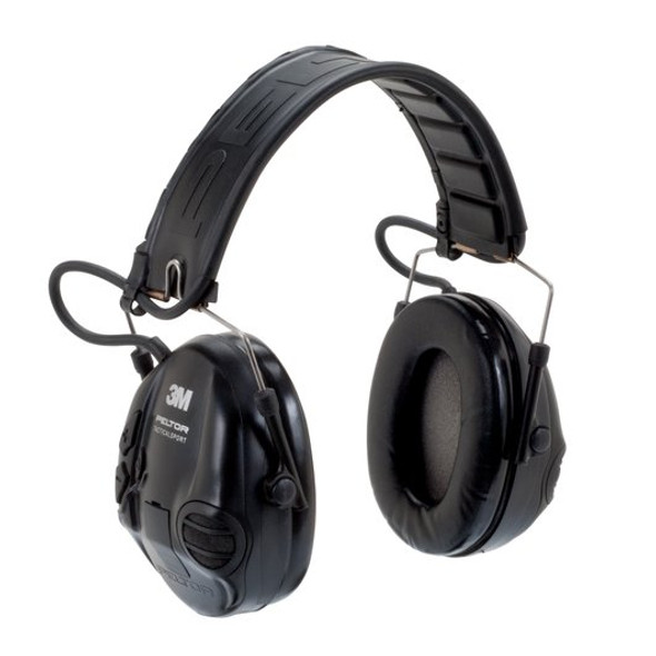 3M Peltor Tactical Sport Communications Headset MT16H210F SV
