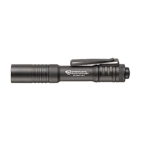 Streamlight MicroStream USB Rechargeable Pocket Lights