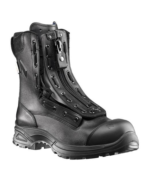 """Haix 605118 Airpower XR2 8"""" Black Boots"""