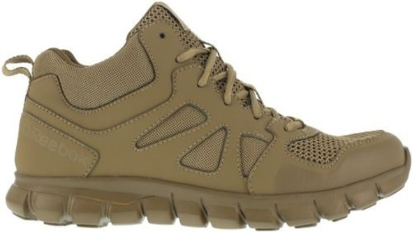 Reebok RB8406 Men's Sublite Cushion Tactical Mid Coyote Boots