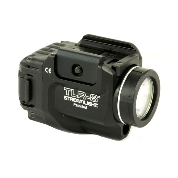Streamlight TLR-8 Gun Lights w/ Red Laser