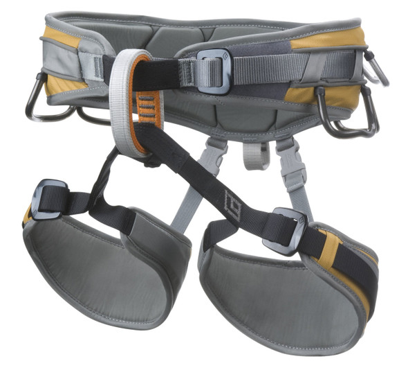 Black Diamond Big Gun Gold Harness