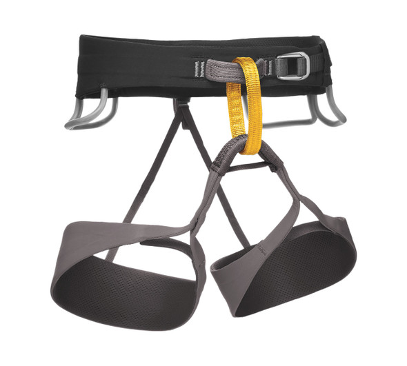 Black Diamond Men's Solution Slate/Black Harness
