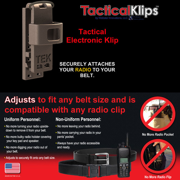 TMK Tactical Electronic Klip