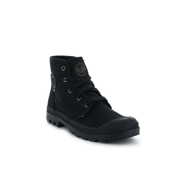 Palladium Men's Pampa Hi Black Boots
