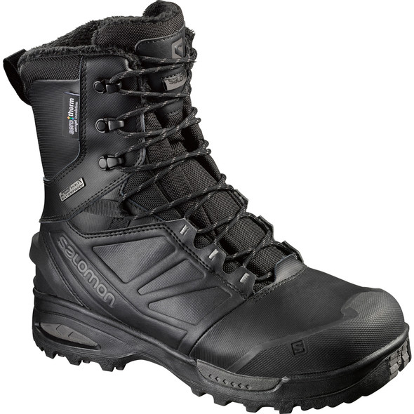 Salomon L4016500 Men's Toundra Forces Black Boots
