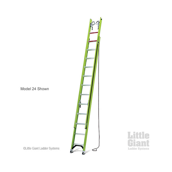 Little Giant HyperLite Extension Ladders