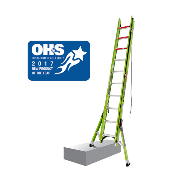 Little Giant HyperLite Sumostance Extension Ladders
