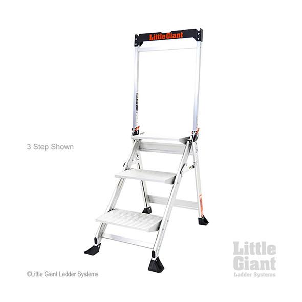 Little Giant Jumbo Step Ladders