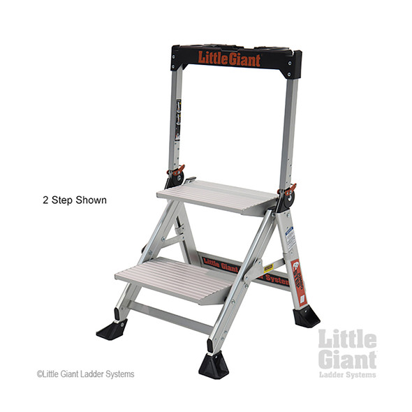Little Giant Jumbo Step Ladders