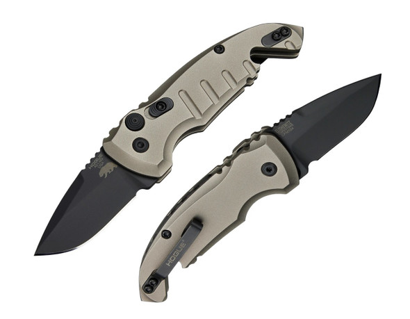 Hogue 24127 Microswitch Automatic KnivesCA Legal