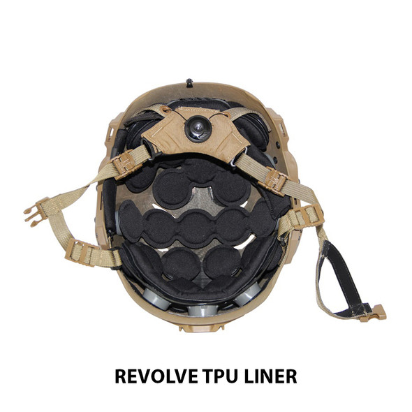 Team Wendy EXFIL Carbon Tactical Bump Helmets
