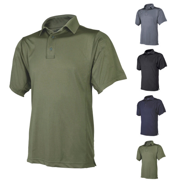 Tru-Spec Men's 24-7 Series Eco Tec Polo Shirts