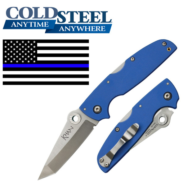 Cold Steel 54T KHAN Folding Knife