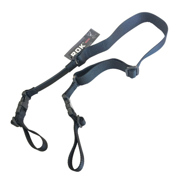 ROK Straps 2 Point Universal Tactical Bungee Slings w/Dual Quick Release