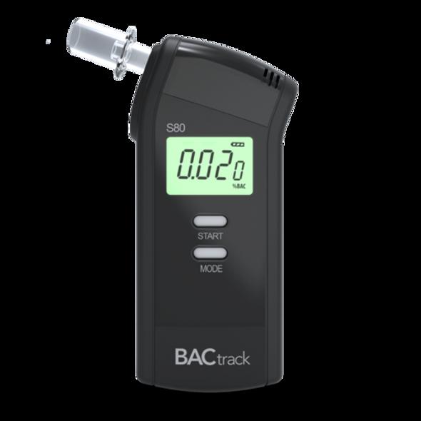 BACtrack S80 Professional Breathalyzer