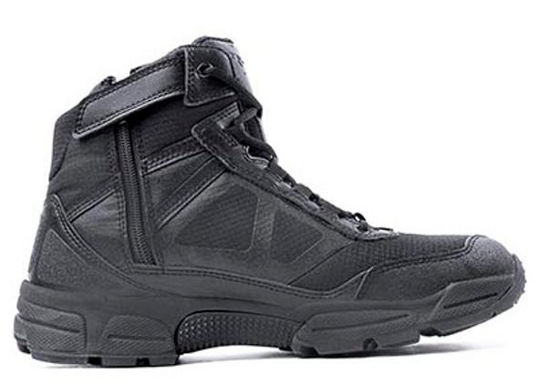 """Ridge Outdoors 5006 Men's Momentum Side Zip Black 6"""" Boots"""