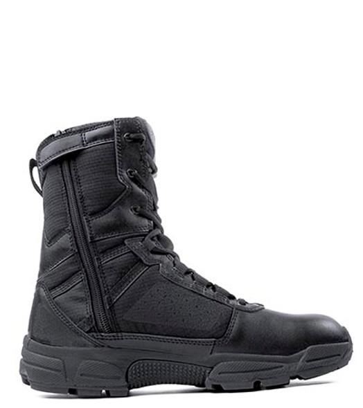 """Ridge Outdoors 5008 Men's Momentum Side Zip Black 8"""" Boots"""