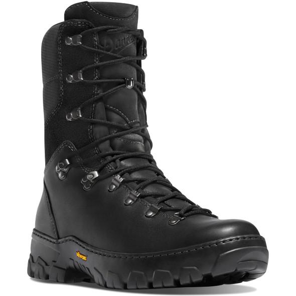 "Danner 18054 Black 8"" Wildland Firefighter Tactical Boots"