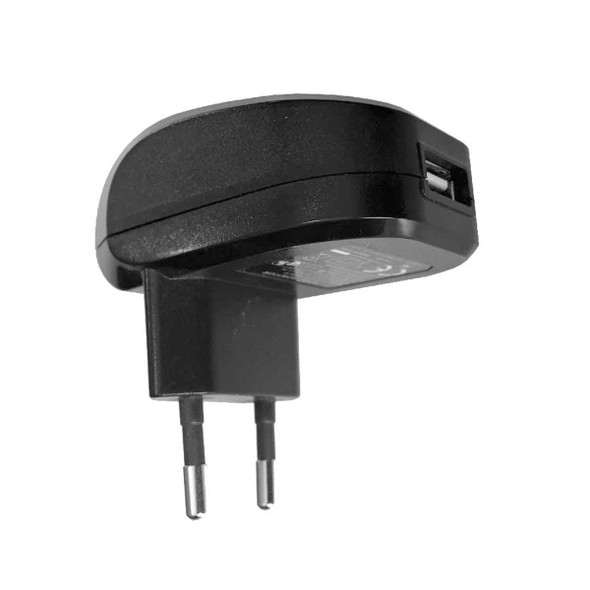 European A/C charger adapter 240 Volt 2 prong.
