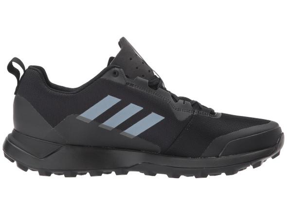 Adidas S80873 Men's Terrex CMTK Trail Black / White / Grey Three Shoes