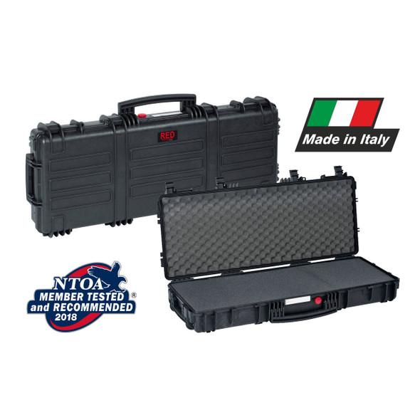 Explorer 9413 Hard Case w/Foam & Wheels NTOA Approved