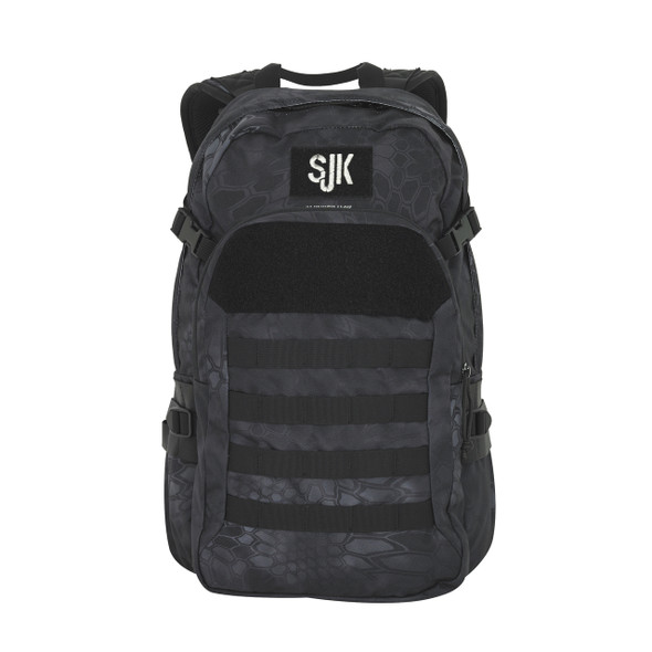 Slumberjack Spoor Kryptek Typhoon Daypack w/ Battle Steel Level IIIA Ballistic Flexible Panel
