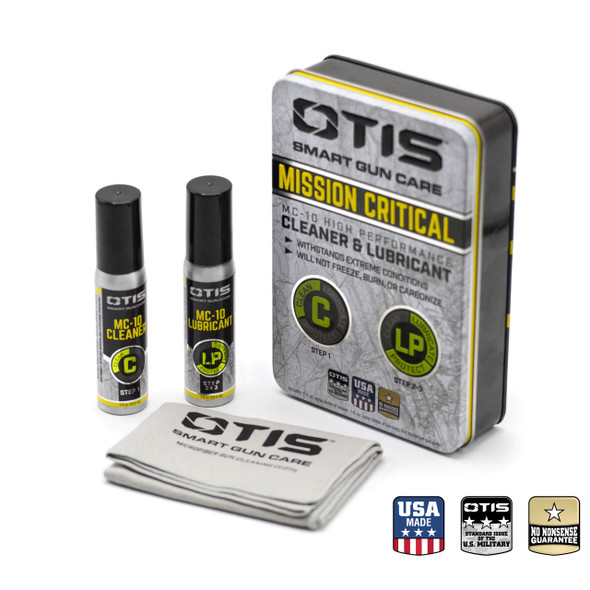 Otis MC-10 Mission Critical High Performance Cleaner & Lubricant