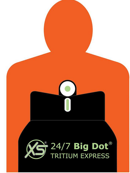 XS Sight DXT Big Dot Glock Tritium Sights