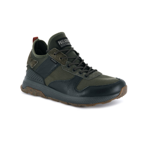 Palladium Men's AX_EON Army Runner Shoes