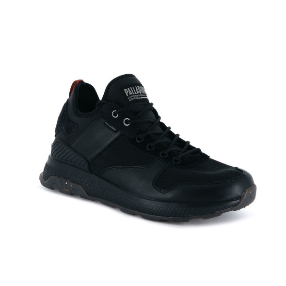 Palladium Men's Black Runner Shoes