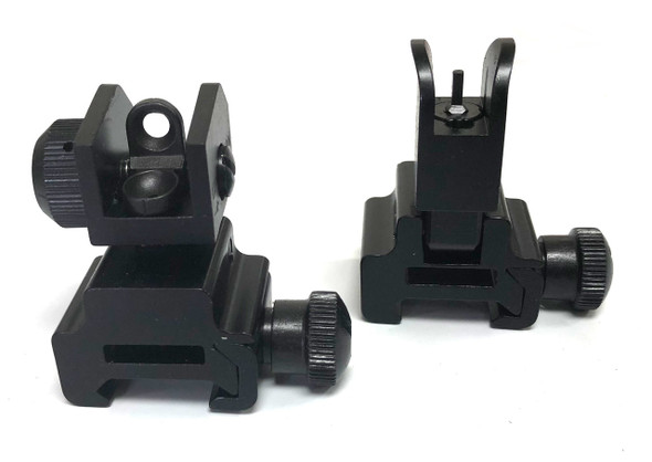 Mako Defense Aluminum Flip Up Sights