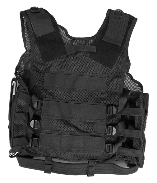 GMG Tactical Vest, Black