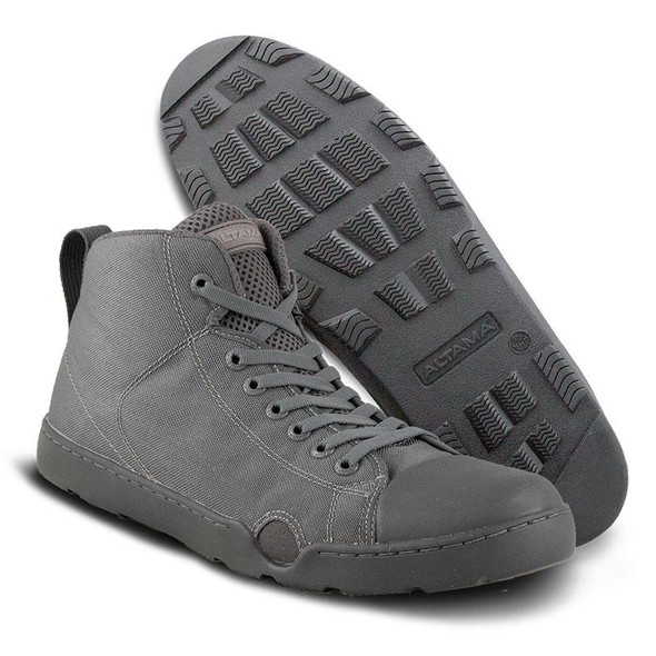 Altama 333007 Men's OTB Maritime Assault Gray Boots