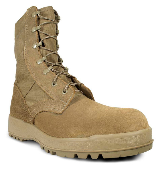 McRae 8189 Mil-Spec Hot Weather Coyote Boot w/Vibram Sierra Outsole