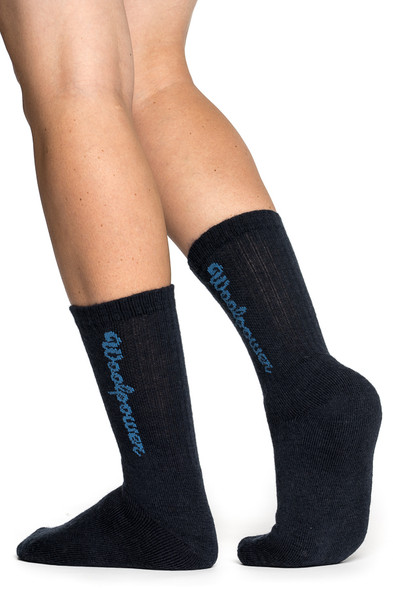 Woolpower Socks Logo 400