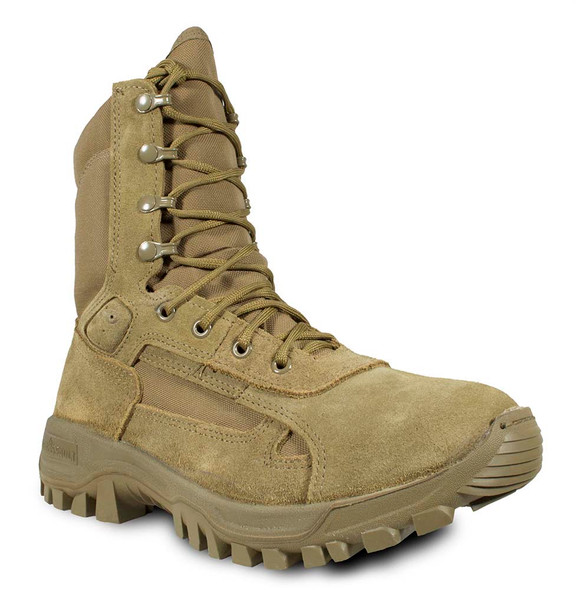 McRae 8177 Terassault T1 Hot Weather Performance Combat Boot in Coyote