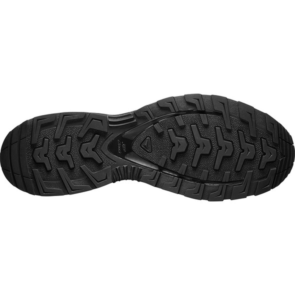 Salomon L40138100 XA Forces Mid GTX Shoes, Black