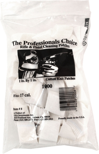 TPC Cleaning Patches