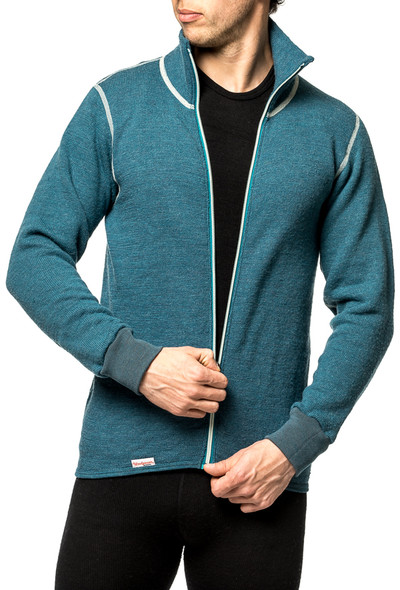 Woolpower Full Zip Jacket 400 Color Collection