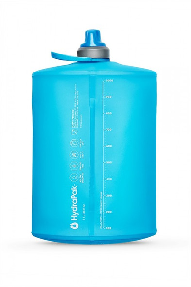 HydraPak Stow Flexible Water Bottle