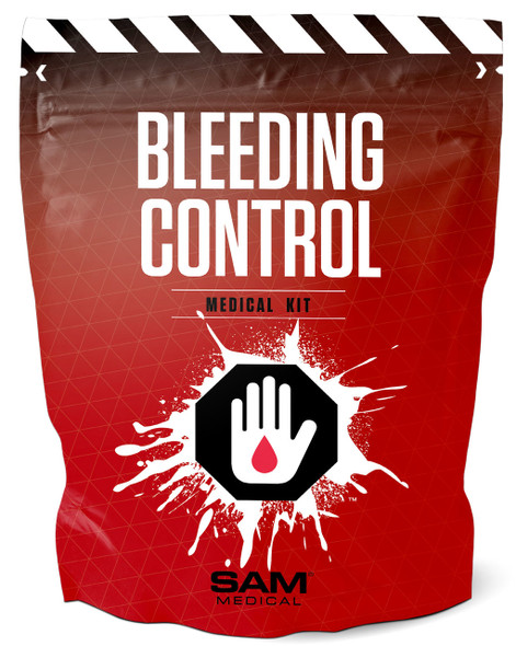 SAM Medical Bleeding Control Kits